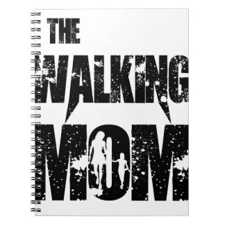 The Walking Mom Notebooks