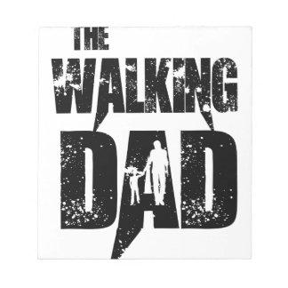 The Walking Mom Notepad
