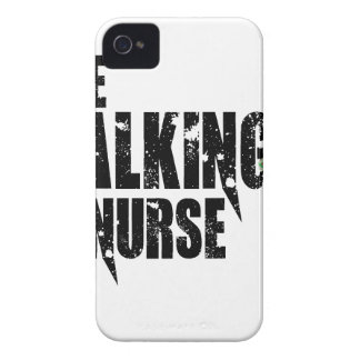 The Walking Nurse Case-Mate iPhone 4 Case