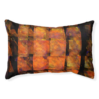 The Wall Abstract Art Pet Bed