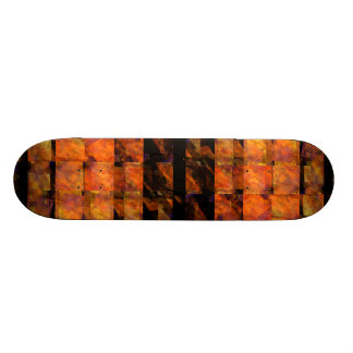 The Wall Abstract Art Skateboard