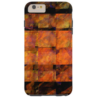 The Wall Abstract Art Tough iPhone 6 Plus Case