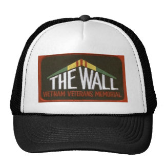 THE WALL PATCH MESH HATS