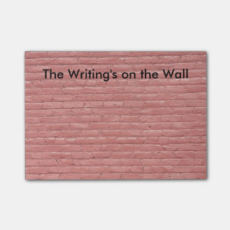The Wall Post It Notes