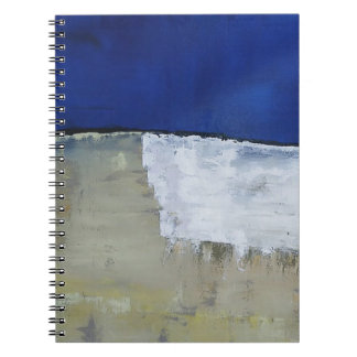 The Wall Spiral Notebook