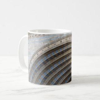 The Wall White Coffee Mug