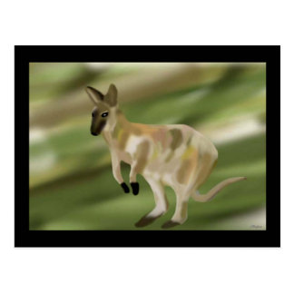 The Wallaby Jump Postcard