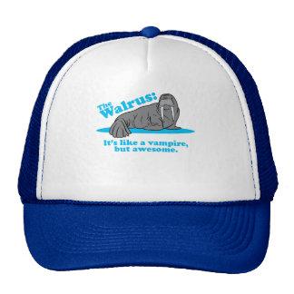 The Walrus Vampire Cap
