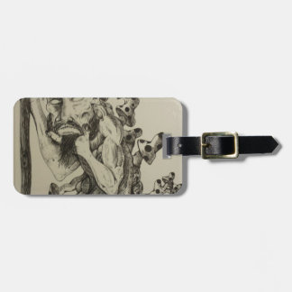 the wander luggage tag