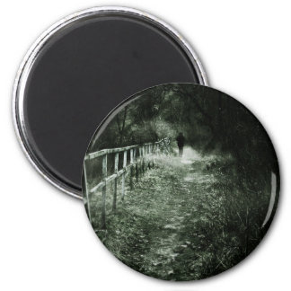 The Wanderer 6 Cm Round Magnet