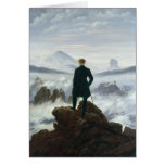 The Wanderer above the Sea of Fog, 1818 Cards