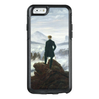The Wanderer above the Sea of Fog, 1818 OtterBox iPhone 6/6s Case