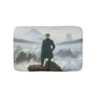 The Wanderer above the Sea of Fog, 1818 Bath Mats