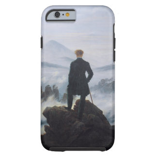 The wanderer above the sea of fog tough iPhone 6 case