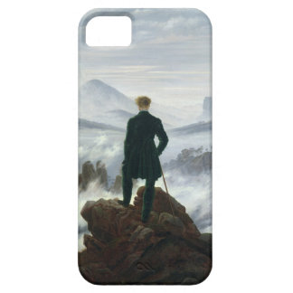 The Wanderer above the Sea of Fog iPhone4 Case