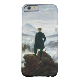 The Wanderer above the Sea of Fog iPhone 6 case Barely There iPhone 6 Case