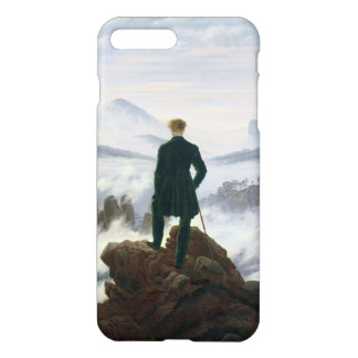 The Wanderer above the Sea of Fog iPhone 7 Plus Case