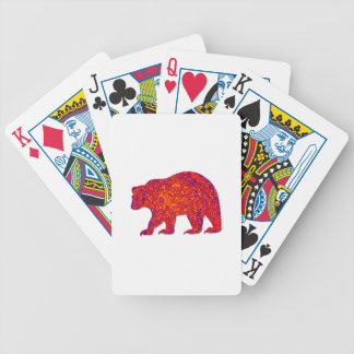 The Wanderer Bicycle Playing Cards