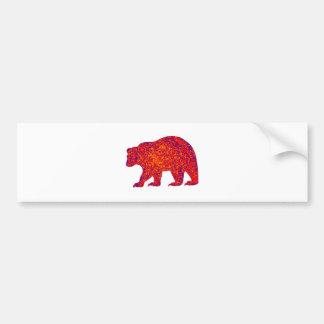 The Wanderer Bumper Sticker