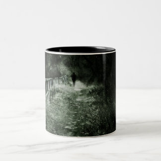 The Wanderer Two-Tone Mug
