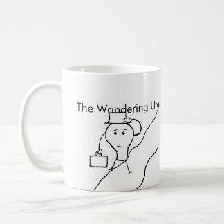 The Wandering Uterus Basic White Mug
