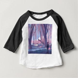 The Wandering Wanderer Baby T-Shirt