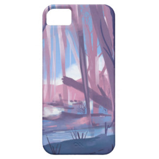 The Wandering Wanderer Barely There iPhone 5 Case