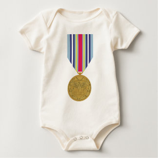 The War on Terrorism Expeditionary Medal Baby Bodysuit