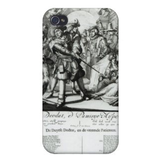 The Warming Pan Baby, c.1688 Case For The iPhone 4
