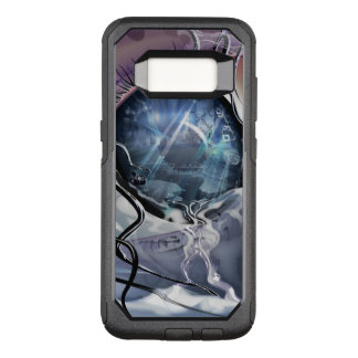 'The Warmth I Felt Was Only The Beginning' OtterBox Commuter Samsung Galaxy S8 Case