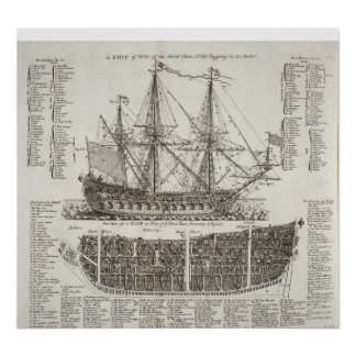 The Warship Poster