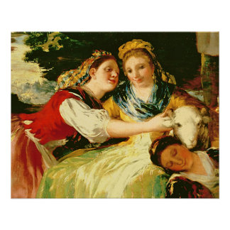 The Washerwomen, before 1780