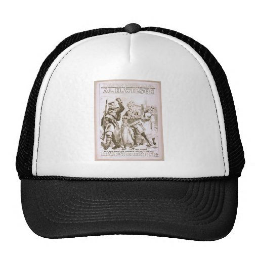 The Watch on the Rhine, 'The Swell Brigade' Trucker Hat