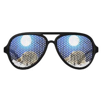 The Watcher Aviator Sunglasses