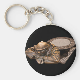 The Watcher Key Ring