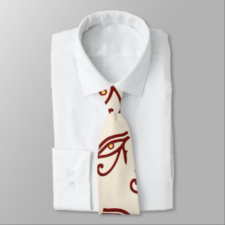 The Watchers Egyptian 3D Optical Tie