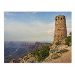 The Watchtower at Desertview in Grand Canyon Post Card