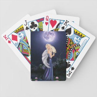 The Water Angel Bicycle Playing Cards