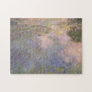 The Water-Lily Pond Jigsaw Puzzle
