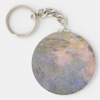 The Water-Lily Pond Key Ring