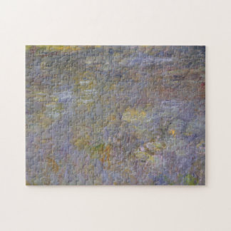 The WaterLily Pond Jigsaw Puzzle
