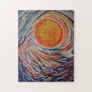"The Wave ""11 x 14"" Designer Puzzles"