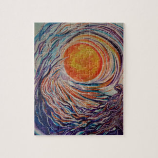 """The Wave """"8 x 10"""" Puzzle With Gift Box"""
