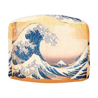 The Wave Pouf