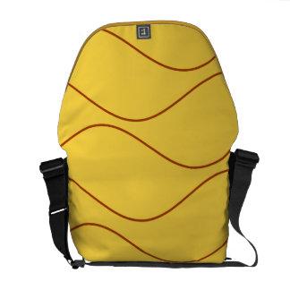 The Wave Rickshaw Messenger Bag