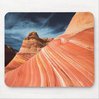 The wave, vermilion cliffs, Arizona Mouse Pad