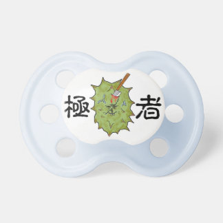 The way of bad plain gauze BABY Baby Pacifier