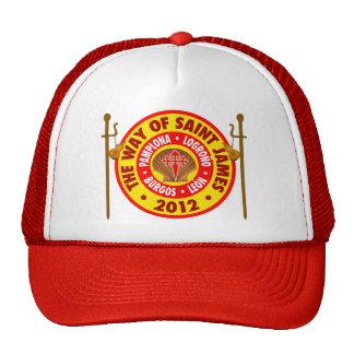 The Way of Saint James 2012 Trucker Hat