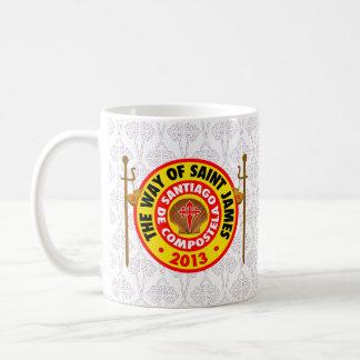 The Way of Saint James 2013 Mug