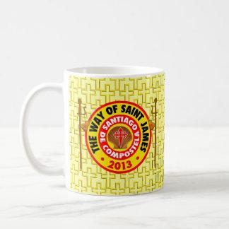 The Way of Saint James 2013 Coffee Mugs